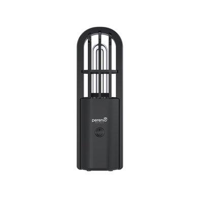 Prenosná UV lampa UV Mini Indigo, čierna